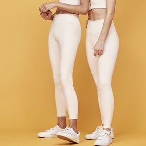 Girlfriend Collective high Rise full leggings sm